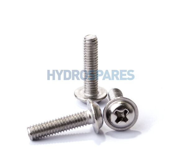LX Spare Cross Head Screw - M5 x 15mm