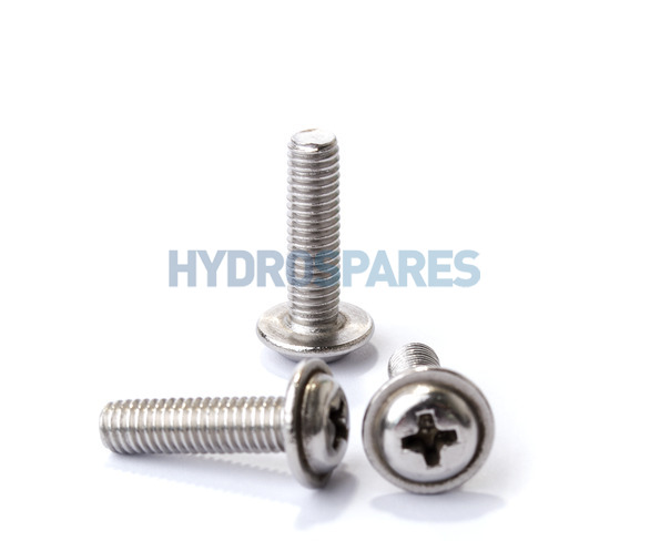 LX Spare Cross Head Screw - M4 x 16mm