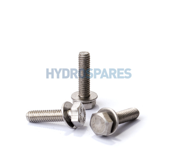 LX Spare Wet End to Motor Bolt - M4 x 16mm