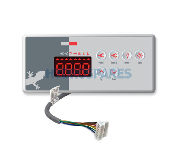Gecko Topside Control Panel - TSC-35 (K35)