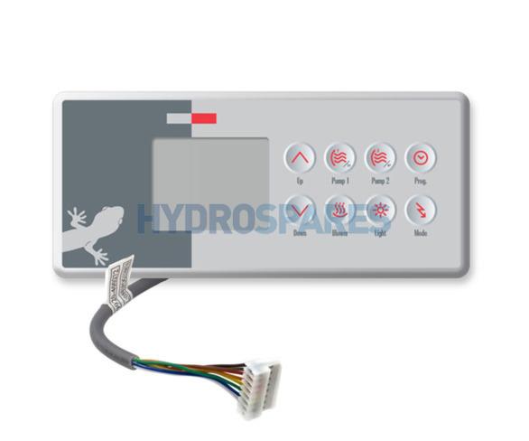 Gecko Topside Control Panel - TSC-4 (K4)