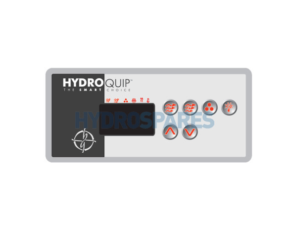 HydroQuip Eco 3 Overlay Only