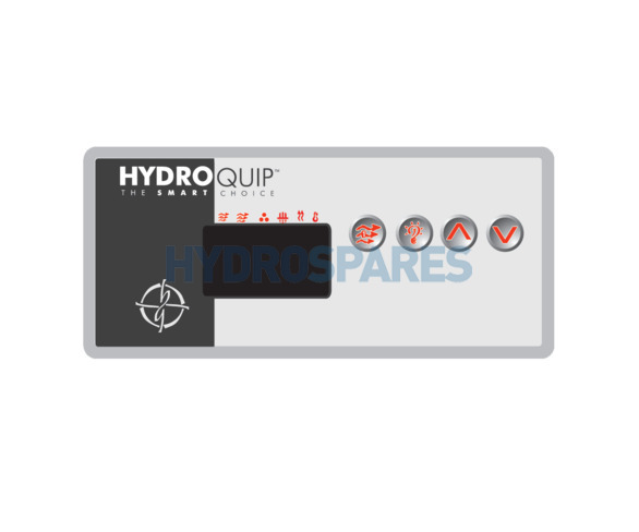 HydroQuip Eco 7 Overlay Only