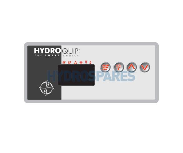 HydroQuip Overlay Eco 7 - 80-0205