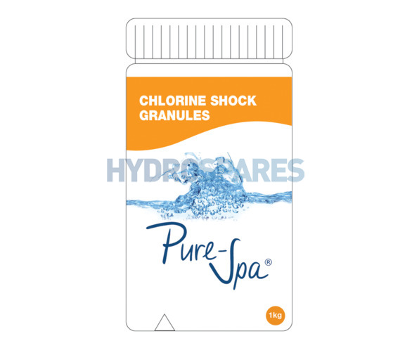 Pure-Spa - Spa Chlorine Shock