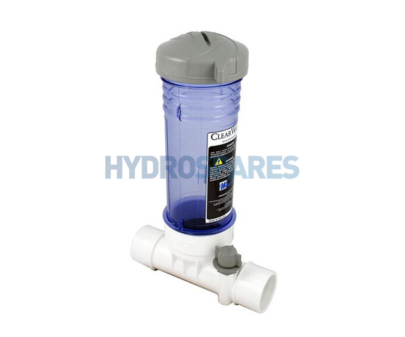 Waterway Clearwater - In-Line Auto Chlorinator - Feeder