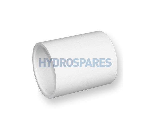 3/4 Inch PVC Socket Coupler - Equal