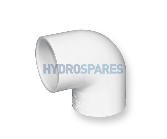3/4 Inch PVC Elbow 90° - Equal