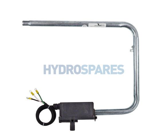 Laing Square Back Heater Low Flow - C3238-1A