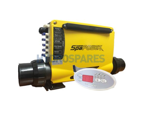 Spa Quip / Davey Spa System - Spa Power SP601