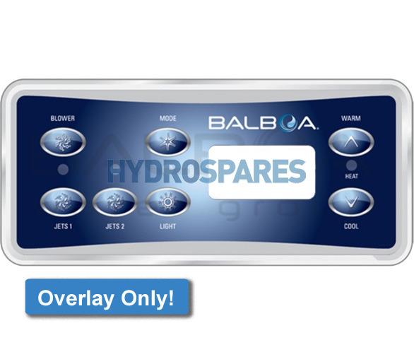 Balboa VL701S Overlay Only - 10430