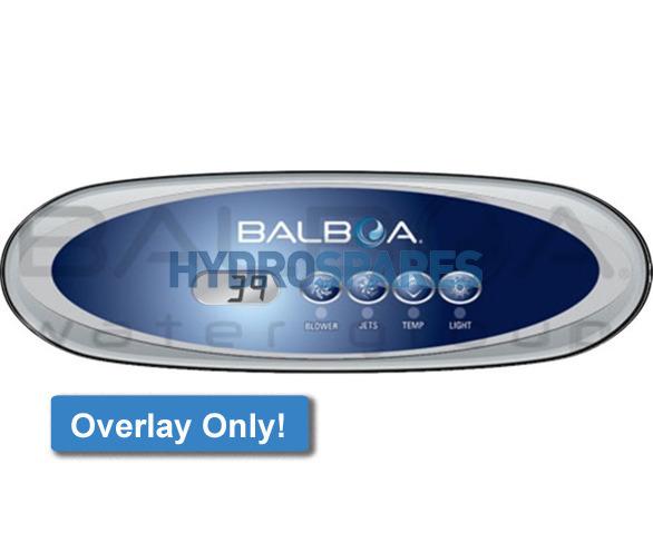 Balboa VL260 Overlay Only - 11521