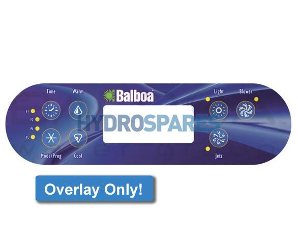 Balboa  ML700 Overlay Only - 12053