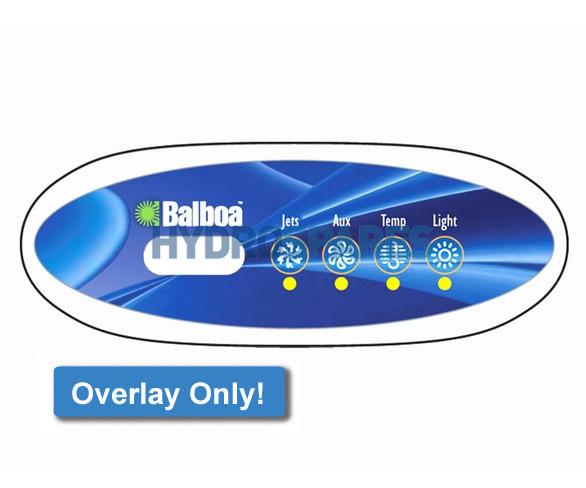 Balboa ML240 / ML260 Overlay Only - 11611