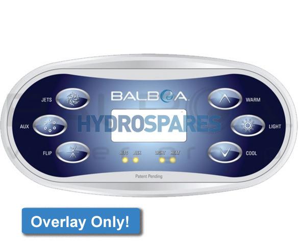 Balboa Overlay TP600 - 12101