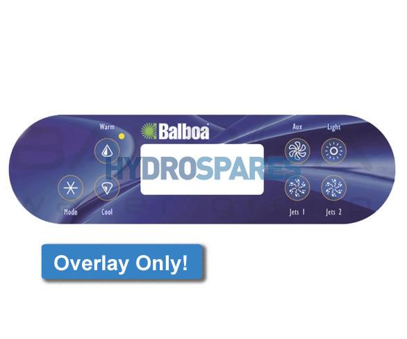 Balboa VL700S Overlay Overlay - 11892