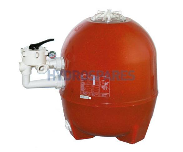 Kripsol Baler-BL Sand Filter - 520C