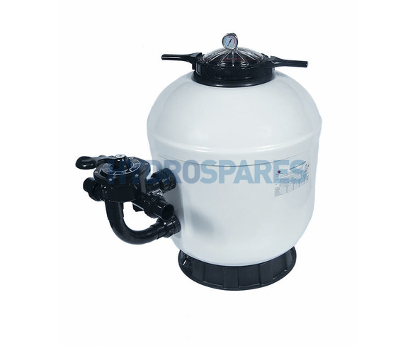 Superpool - Side Mount Filter with Multiport Valve