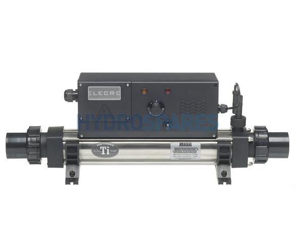 Elecro Evo Heater Titanium