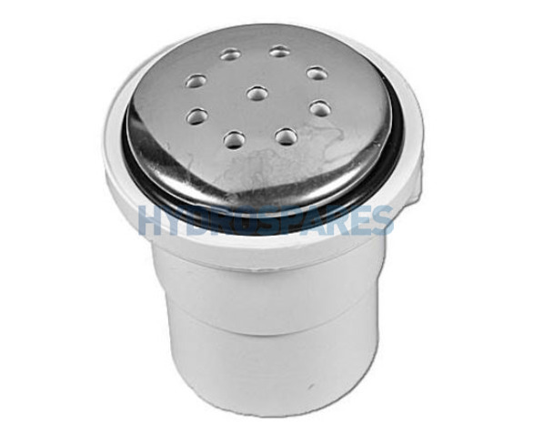 Waterway Air Injector - Pepper Pott - Stainless