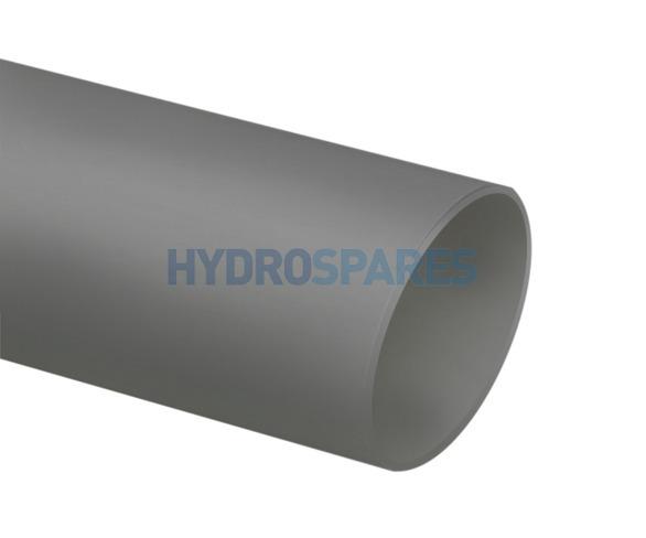 PVC Pipe Rigid - Grey 16bar 1.00m