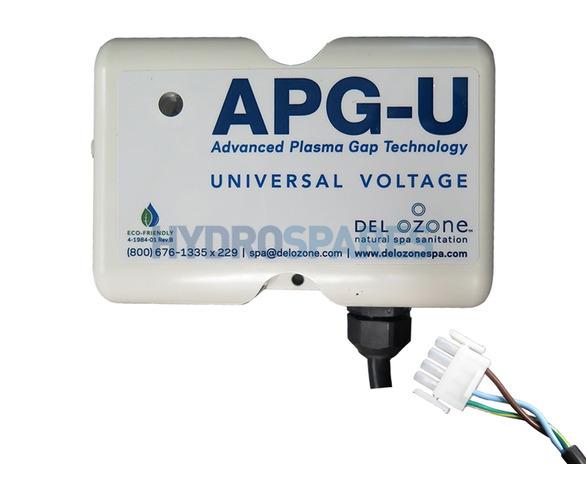 Del Ozone - Spa-Eclipse APG-U-E06 with AMP Plug