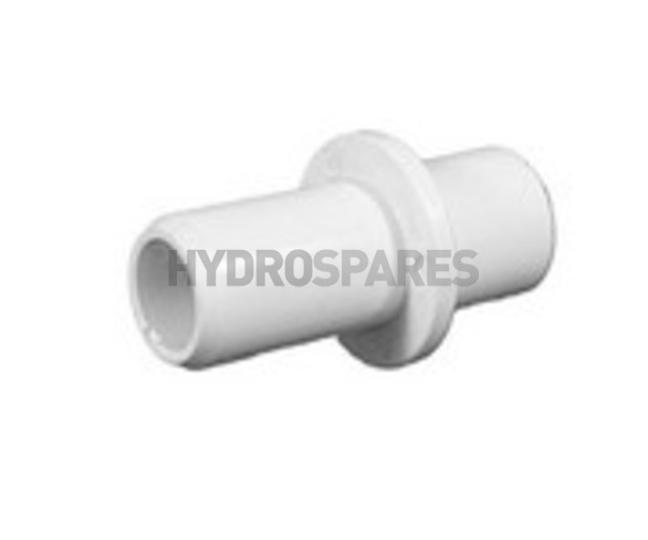 "PVC Barbed Adapter 3/4""SB x 1/2""Spigot - Short"