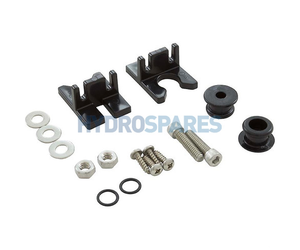 Dynasty Spas Weir Door - Snap Lock Kit