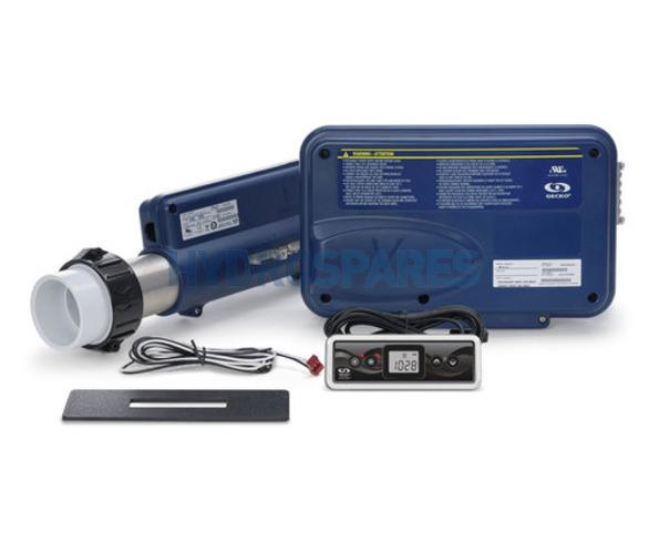 AeWare Spa Pack Bundle - IN.YJ-3, 2.0kW Heater + IN.K300-20P