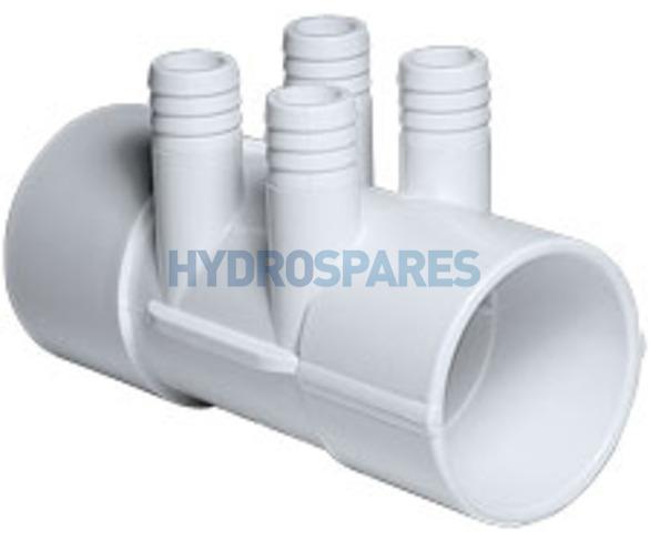 Waterway Water Manifold 4 Barb