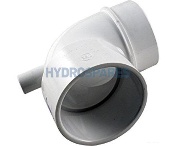PVC Elbow 90° - Vacuum Break