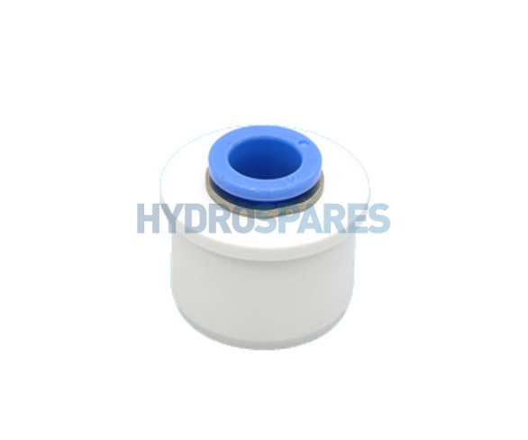 Hydrospares End Cap with Push Fit Conection