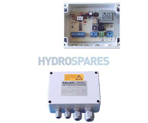 Koller Electronic Control Box - 230 8091A