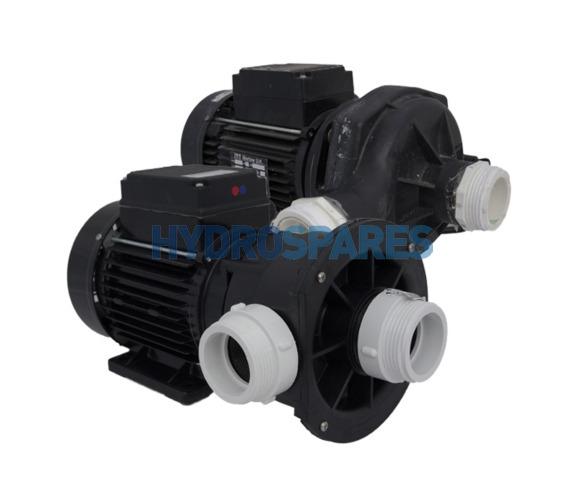 ITT Marlow J200/250 Spa Pump- 1 Speed Replacement (B/STOCK REDUCED PRICE)