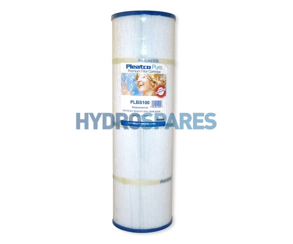 Pleatco Hot Tub Filter Cartridge - PLBS100 (B/STOCK REDUCED PRICE)