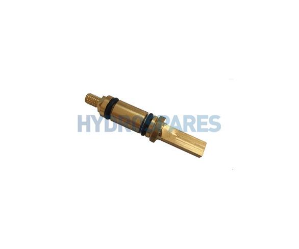 Koller Replacement Brass Axel