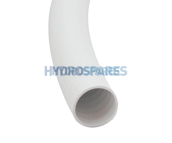 Imperial PVC Flexible Pipe - White