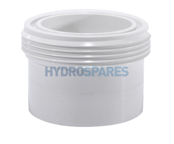 "HydroQuip Heater Tailpiece 2.0"""