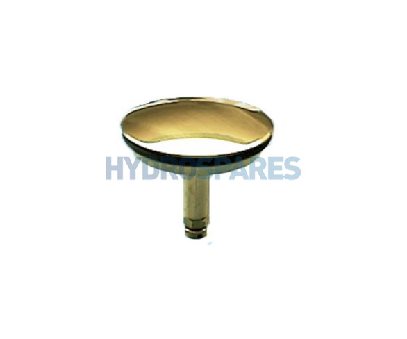Pop Up Waste - Replacement Plug C/P Brass