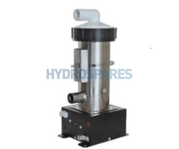 HydroQiup Universal Vertical Low Flow Canister