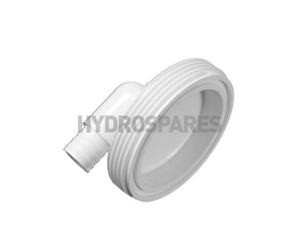 "HydroQuip Heater Tailpiece 2.00"""