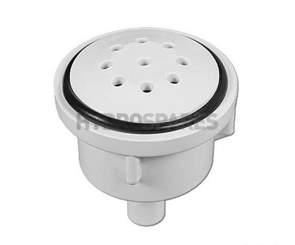 Air Injector Pepper Pot - White
