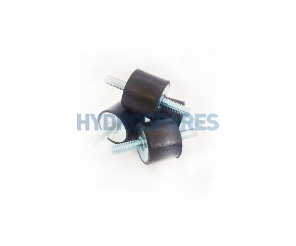 Anti Vibration Pump Foot Pack