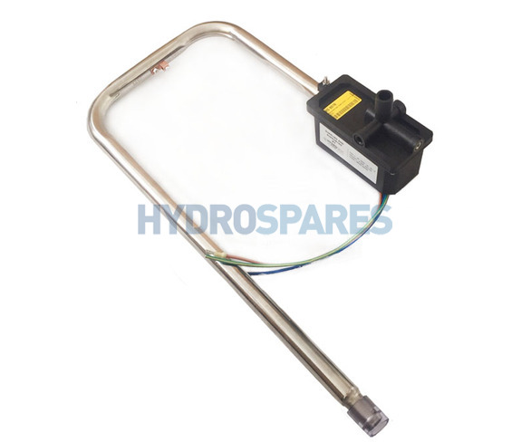 Square Back Style Heater - C3478-1A