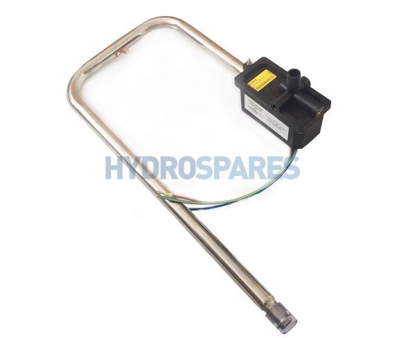 Circulation Square Back Replacament Heater - 2.7kW