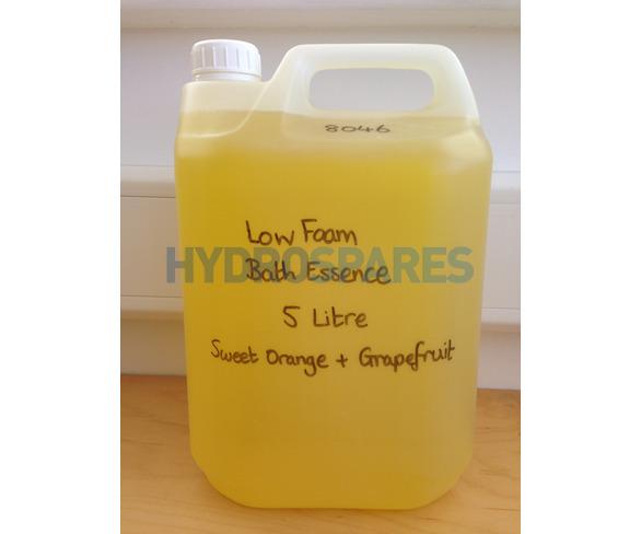 Low Foam Bath Essence - 5 litre ***CLEARANCE