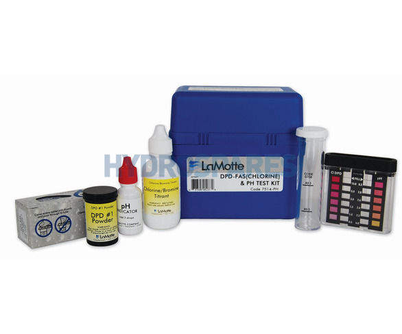 FAS-DPD Chlorine & pH Kit