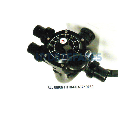 Superpool Multiport Valve SMG500/650