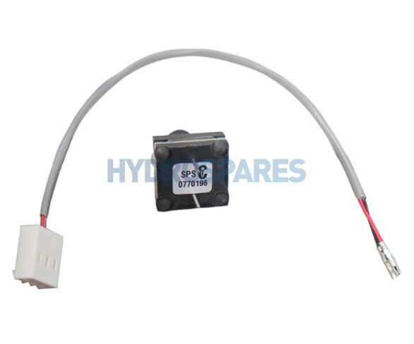 Pressure Switch: Electronic 2-Wire 3-Pin