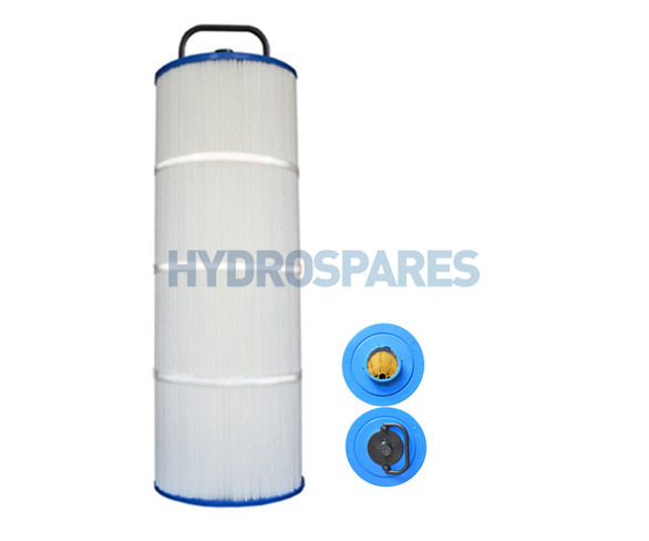Pure Spa Cartridge Filter - 173 x 489